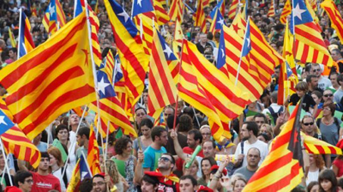 Catalonian Independence 1 by mickyjenver on DeviantArt