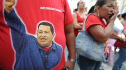 Bolivarian Revolution in Washington