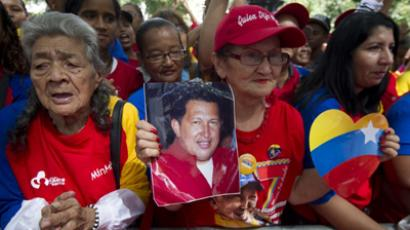Chavez health crisis: Power transition row escalates
