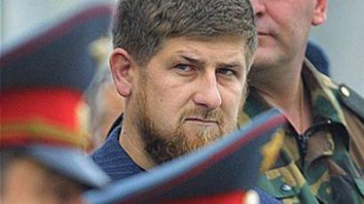 President of Russia's Republic of Chechnya Ramzan Kadyrov