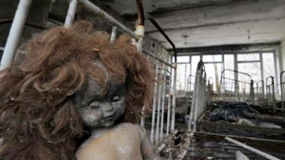 Fukushima disaster drives into Ukraine