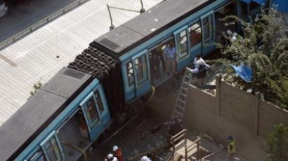 Dozens dead, hundreds injured in Argentina as train crashes into platform