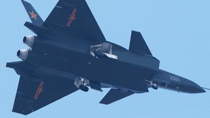 Two models of Chinese 5th-Gen fighter in works (PHOTOS)