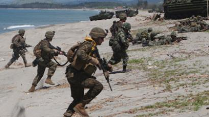 Reuters/ US-Philippines joint exercises