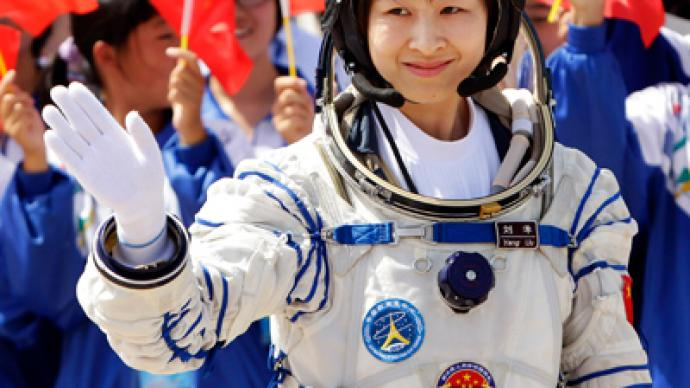 astronauts in space china - photo #15