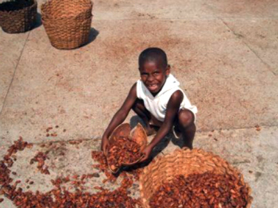 Chocolate's secret ingredient – child slavery