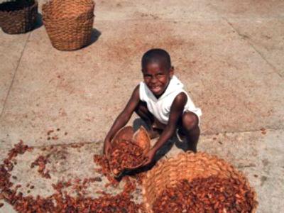 Chocolate's secret ingredient – child slavery
