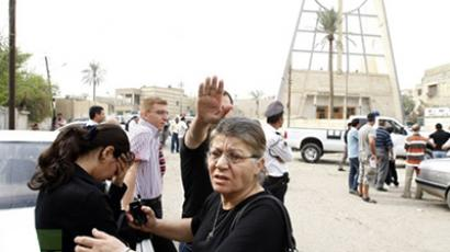 Christians continue exodus from Iraq
