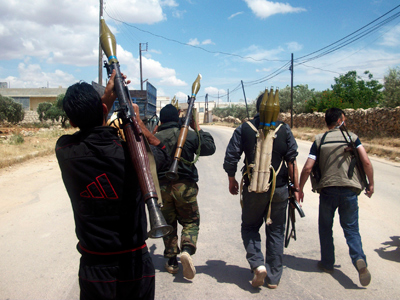 Revealed: CIA secretly operates on Syrian border, supplies arms to rebels