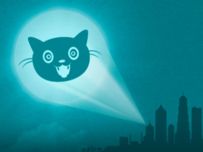 "The group is likening itself to the Internet version of a ""bat signal"".