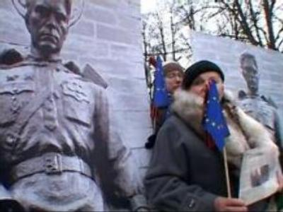 Civic organisations to guard Bronze Soldier in Tallinn