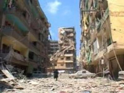 Civilian death toll nears 400 in Middle East conflict