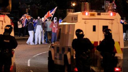 'Mindless anarchy': N. Ireland police pledge sweeping arrests after 56 officers hurt in Belfast riots