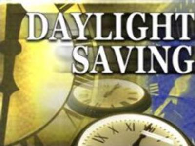 Clocks move forward to extend daylight hours