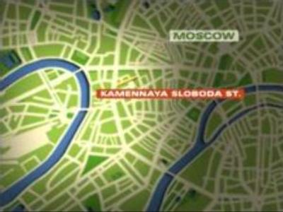 Collapsed building in Moscow kills 2