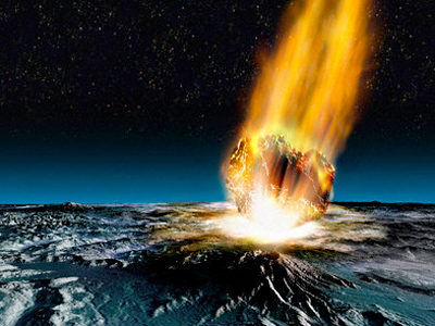 "Online craze over looming ""comet doomsday"""