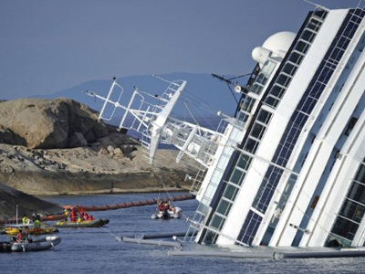 'Everyone could have been saved' – Concordia tragedy survivors