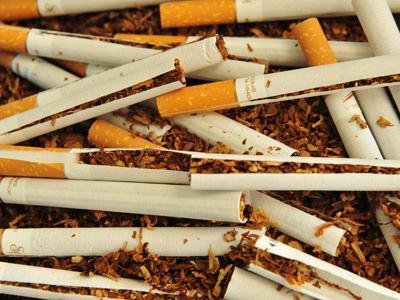 Fake cigs: Human excrement, asbestos, dead flies and billions in lost tax revenues