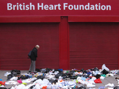British charities feel the pinch as austerity takes its toll