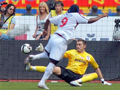 CSKA, Spartak equal before head-to-head battle