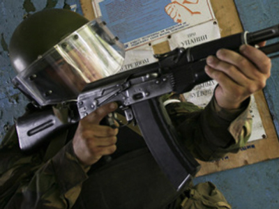Three militants killed in anti-terror operation in North Caucasus
