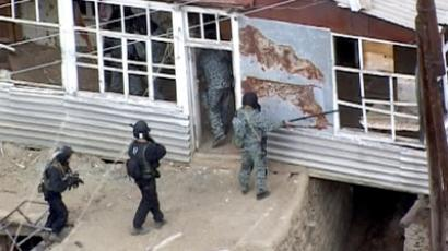 Terror crackdown kills top militant leaders in North Caucasus