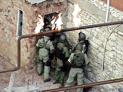 Special raid in south of Russia results in 4 militants killed
