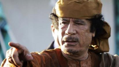 Chemical arsenal - new Gaddafi shell game