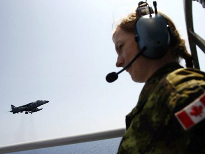 Math problems? Canadian Defense Minister 'lowballs' Libyan op spending figures