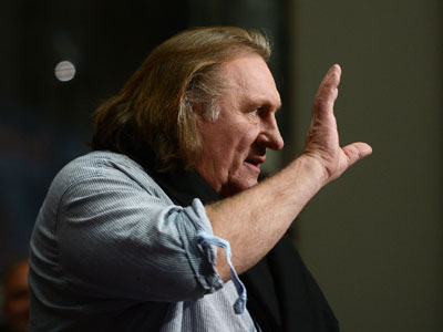French movie star Depardieu to renounce citizenship, accused of tax evasion
