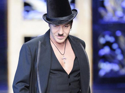 Dior fires Galliano over anti-Semitism