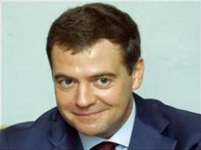 Dmitry Medvedev answers questions from online audience