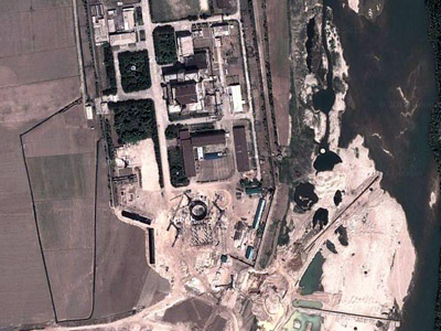 N. Korea takes key step in constructing nuclear reactor
