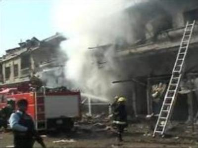 Dozens dead and wounded in Iraq bomb attacks