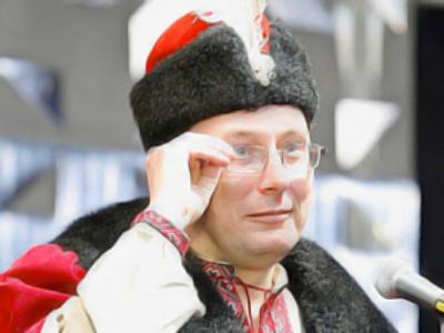 Yury Lutsenko (image from www.rudenko.kiev.ua)