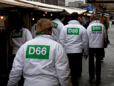 Legalize this! Dutch party moves for DDoS decriminalization