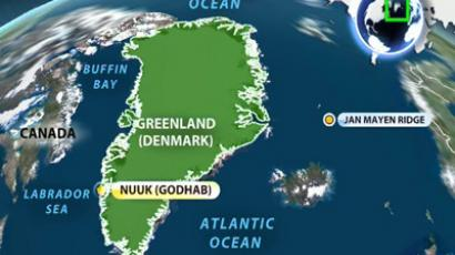 6.6 magnitude earthquake strikes off Greenland coast