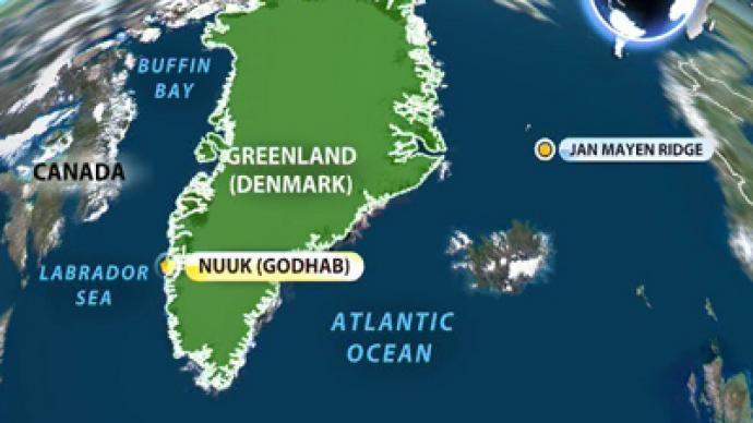 Old Rt 66 >> 6.6 magnitude earthquake strikes off Greenland's coast — RT News