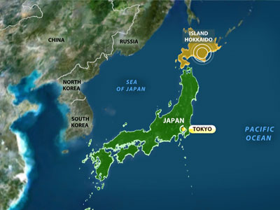 6.9-magnitude earthquake hits northern Japan