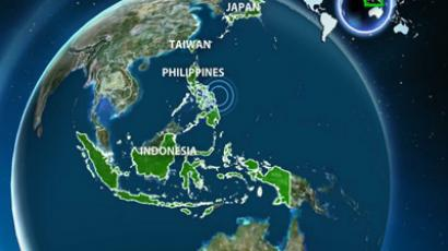 Tsunami warning for Philippines, Japan after 7.9 earthquake