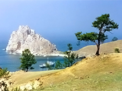 Economic crisis saves Lake Baikal from pollution