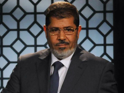 Mohammed Morsi (AFP Photo / Str)