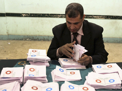 Over 63% of Egyptians approve new constitution - Election Committee