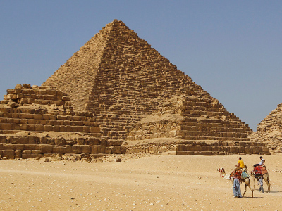 Holy hoax: Radical Islamists call on Egypt to destroy pyramids