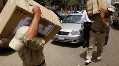Egypt election outlook bleak: Fraud allegations mar polls