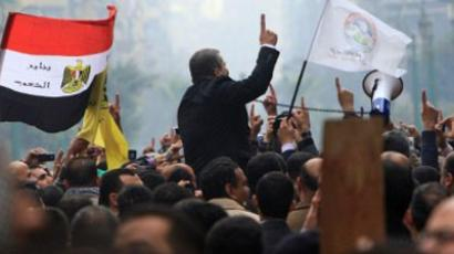 Egypt's revolution under threat: Hardline candidate approved