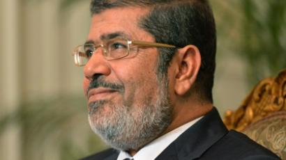 Mohamed Morsi (AFP Photo / Khaled Desouki)