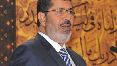 Egyptian top appeals courts suspend work to protest Morsi decrees