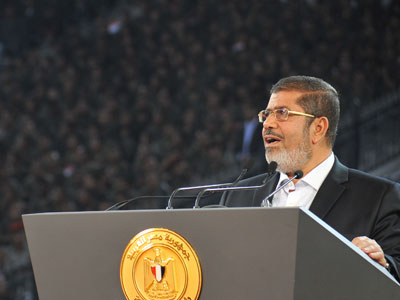 Wholesale presidential pardon: Morsi grants amnesty to Egypt's revolutionary inmates