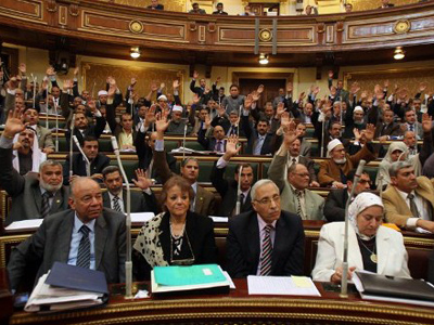 Egyptian lawmakers don't want US aid